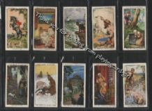Tobacco Cigarette cards Legends of Britain 1936